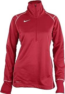 Nike Women's Quarter Zip Therma-FIT Performance Sweatshirt, Color Options