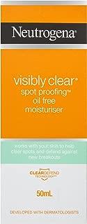 Neutrogena Visibly Clear Oil Free Moisturiser, 50mL