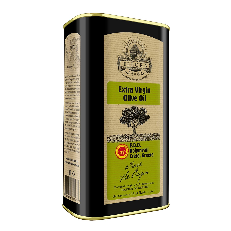 Ellora Farms, Certified PDO Extra Virgin Olive Oil, Single Estat