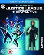 Justice League: Fatal Five 2019