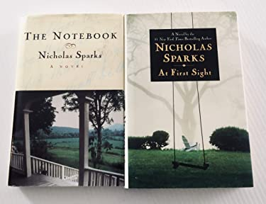 2 Books! 1) The Notebook 2) At First Sight