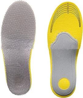 FancysweetyFR 1 paire de chaussures de sport semelles orthop/édiques pied plat support de vo/ûte plantaire respirant antichoc hommes femmes activit/és de plein air semelles