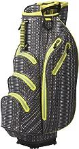 OUUL Python Waterproof Cart Bag 2017, Dark Gray/Light Gray/Orchid