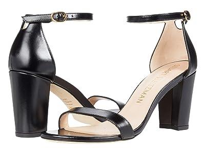 Stuart Weitzman Nearlynude Ankle Strap City Sandal