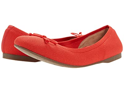 Me Too Harmony (Coral Red Sustainable Mesh) Women
