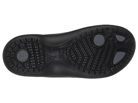 MODI Sport Slide Grafito Negro Crocs PXqvF