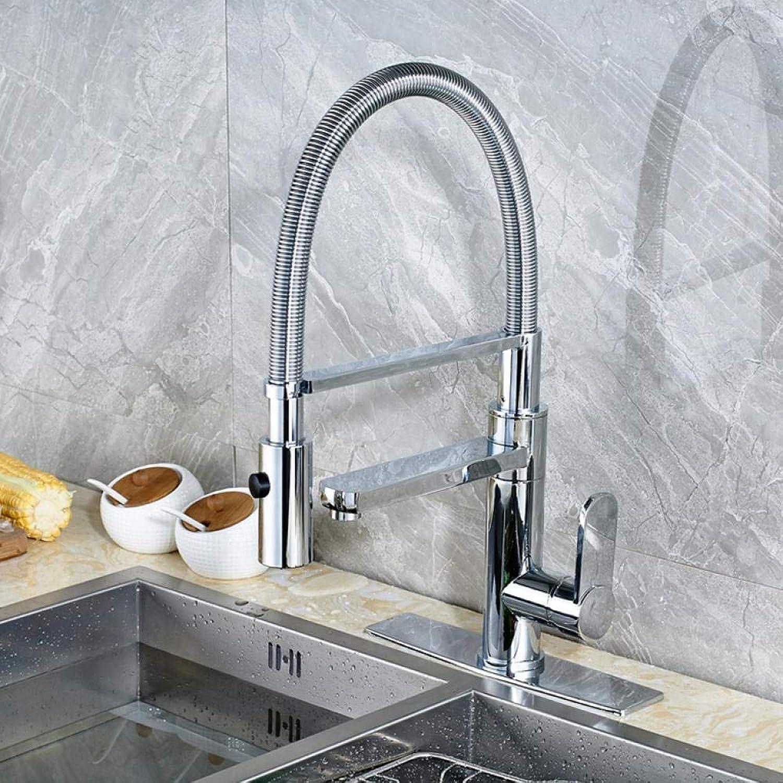 Wasserhahn Moderne Deck Montiert Einhand Küchenspüle Wasserhahn Mischbatterie Chromwirbel Mit Quadratischen Abdeckung
