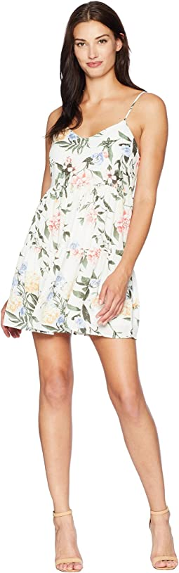 Stella Floral Babydoll Dress