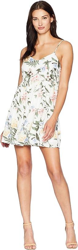 Stella Floral Babydoll Dress