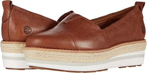 Medium Brown Full Grain Leather