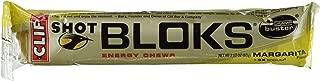 Clif Bar Shot Bloks Electrolyte Chews, Margarita 18-2.1 oz (60g) per Packet 38.1oz (1.08kg)