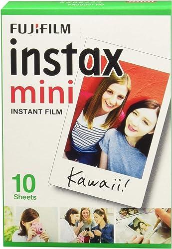 Filme Instax Mini com 10 Fotos, Fujifilm