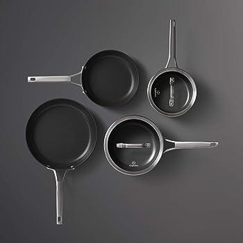 Calphalon Premier Hard-Anodized Nonstick 6-Piece Cookware Set
