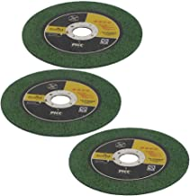 Aexit 100mmx2.5mmx16mm Disco de corte de corte de disco verde 3 unidades