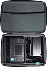 TUDIA Hard Travel EVA Shock Absorption Carrying Storage Case for Canon Selphy CP1200 / CP1300 Wireless Color Photo Printer