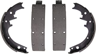 Newtek Automotive Distribution NB619 Rear New Brake Shoes