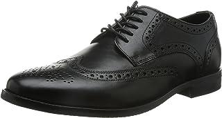 ROCKPORT Men's Dress Style Purpose Wing Tip Shoe, Black