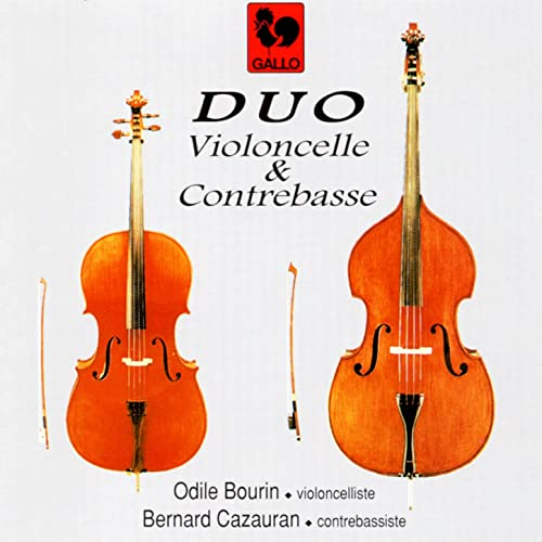 6 Bagatelles For Cello Double Bass V Perpetuum Mobile By