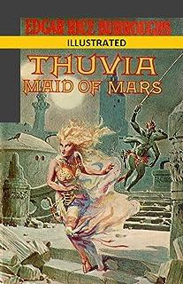 Thuvia Maid of Mars Illustrated