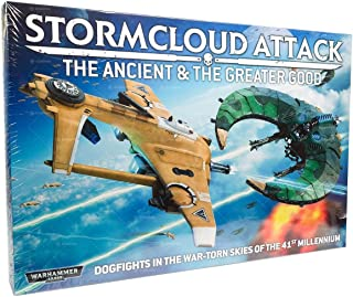 Warhammer 40,000 Stormcloud Attack The Ancient & The Greater Good