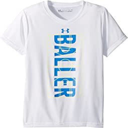 Under Armour Kids Baller Short Sleeve (Little Kids/Big Kids)