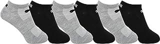 Women's 6 Pack Runner Socks, Multi-color, 9-11