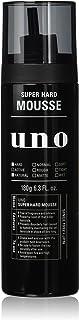 UNO(ウーノ) スーパーハード ムース 180g