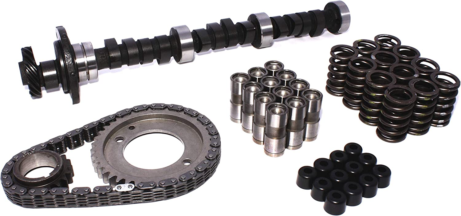 for Buick Grand National 231 V6 COMP Cams 69-248-4 High Energy 212//212 Hydraulic Flat Ca