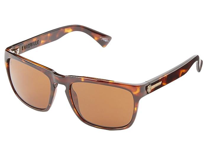 Electric Eyewear  Knoxville (Tortoise Shell/OHM Bronze) Fashion Sunglasses