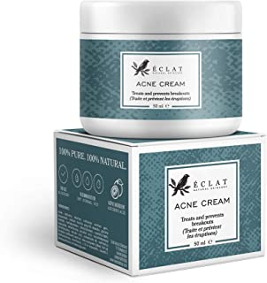 Acne Cream by Eclat - Natural Double Strength Ascorbic Acid