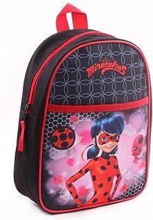 Miraculous Ladybug rugzak kinderrugzak kleuterschooltas ca. 28 cm