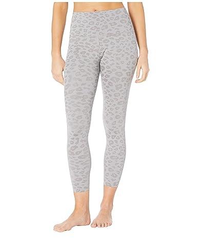 Beyond Yoga High-Waisted Midi Leggings (Gray) Women