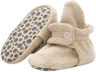 zutano newborn fleece booties