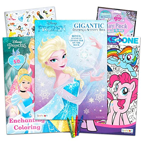 Magic Coloring Book Original Large Size! Great for Children/'s Shows!