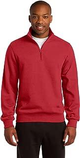 Sport-Tek 174 1/4-Zip Sweatshirt. ST253 2XL True Red