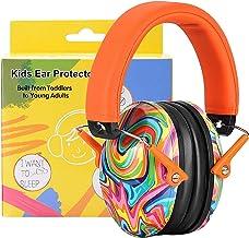 PROHEAR 032 Kleurrijke Gehoorbescherming Kinderen met SNR 29dB Gehoorbescherming, Opvouwbaar Comfortabele Geluidsbeschermi...