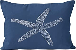 "Wesbin Throw Pillow Cover New Living Hidden Zipper Home Sofa Decorative Cushion 16x16 Inch Square Design Print 16""x24"""