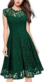 Best emerald green floral dress Reviews