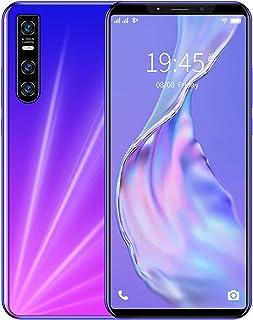 4G スマートフォン,4GB RAM + 64GB Android 9.1 スマホ グローバルLTEバンド対応 5.73インチ FHD+ディスプレアッドカメラ8コアプロセッサ4500mAh大容量バッテリー 高速充電