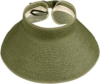 sun hat with bow in back