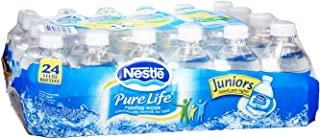 Pure Life, 194627, Purified Bottled Water, 8 fl oz (237 mL) Bottle, 24/Carton, Sold As 6 Cartons