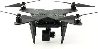 XIRO Xplorer Professional Quadcopter (V Version) Drone with Remote Transmitter, UZ350V Gimbal and 1080P 30FPS HD Video Camera