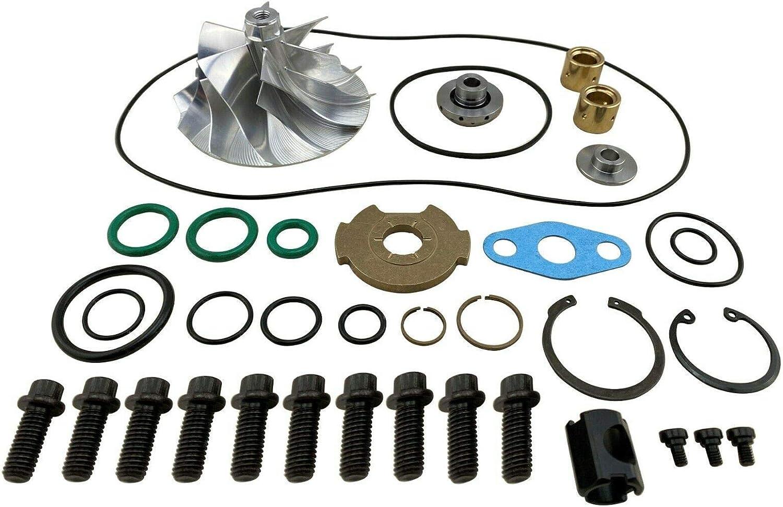 Upgraded Turbo Rebuild Kit for Powerstroke Max 80% OFF 03-04 Philadelphia Mall 6.0L GT378 GT37