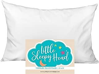 little sleepy head toddler pillow case