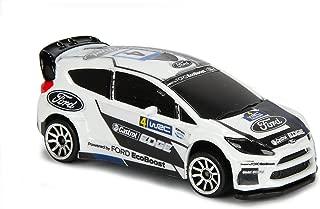 Majorette Ford Fiesta WRC 3-inch Toy Car