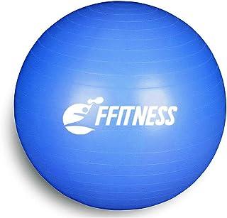 comprar comparacion Pelota de equilibrio total para fitness (55 a 95 cm de diámetro) para yoga, pilates, gimnasia, pelota suiza antiestallidos