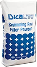 Dicalite Minerals DicaLite-50A DicaLite-50B Diatomaceous Earth Pool Filter 50 lbs, White