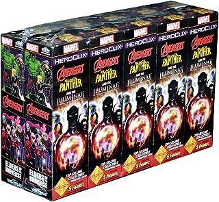 Marvel HeroClix: Avenger Black Panther & The Illuminati Booster Brick