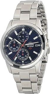 اورينت ساعة رسمية للرجال انالوج بعقارب ستانلس ستيل - SKU00002D0