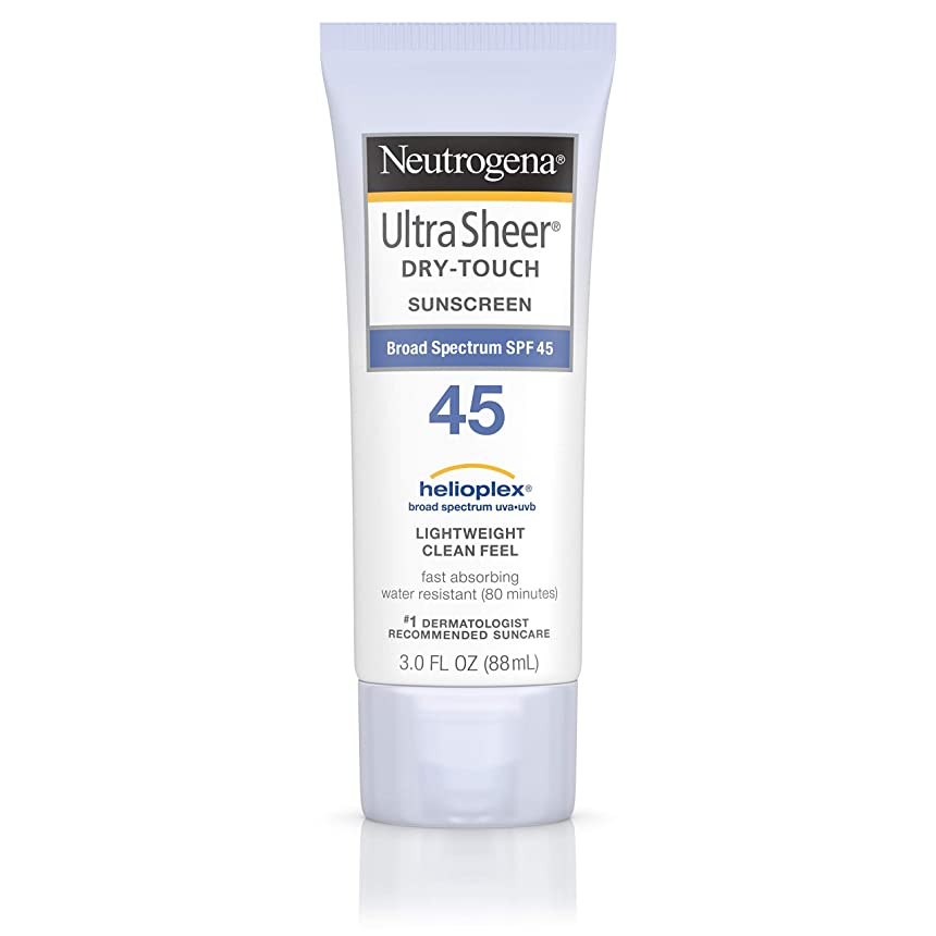 劇的インストール行商海外直送品 Neutrogena Neutrogena Ultra Sheer Dry-Touch Sunblock Spf 45【並行輸入品】